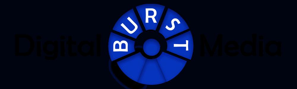 Digital Burst Media Logo